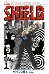 Agents of SHIELD - Old School Poster by Bort826TFWorld
