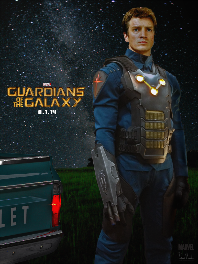 Guardians of the galaxy nova nathan fillion