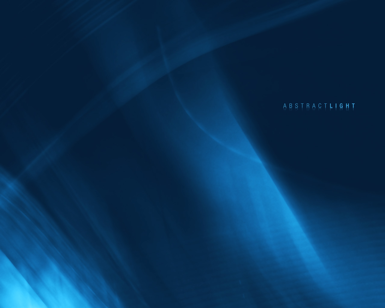 Blue light abstract by BassBoost