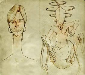 Sketches 2 by mellon