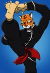 Tiger Spirit (Chet Hartley)
