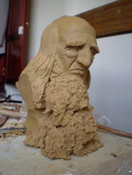 Da Vince - Water clay - 26cm
