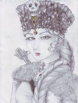 Frau 1