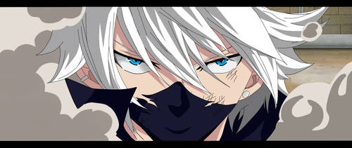 New oc of FT (fairy tail) his name is Ryunosake tu by blackrock15