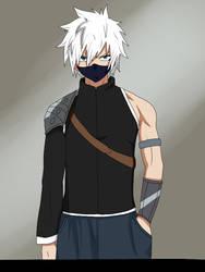The new costume of ryunosake by blackrock15