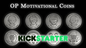 One Punch Kickstarter!