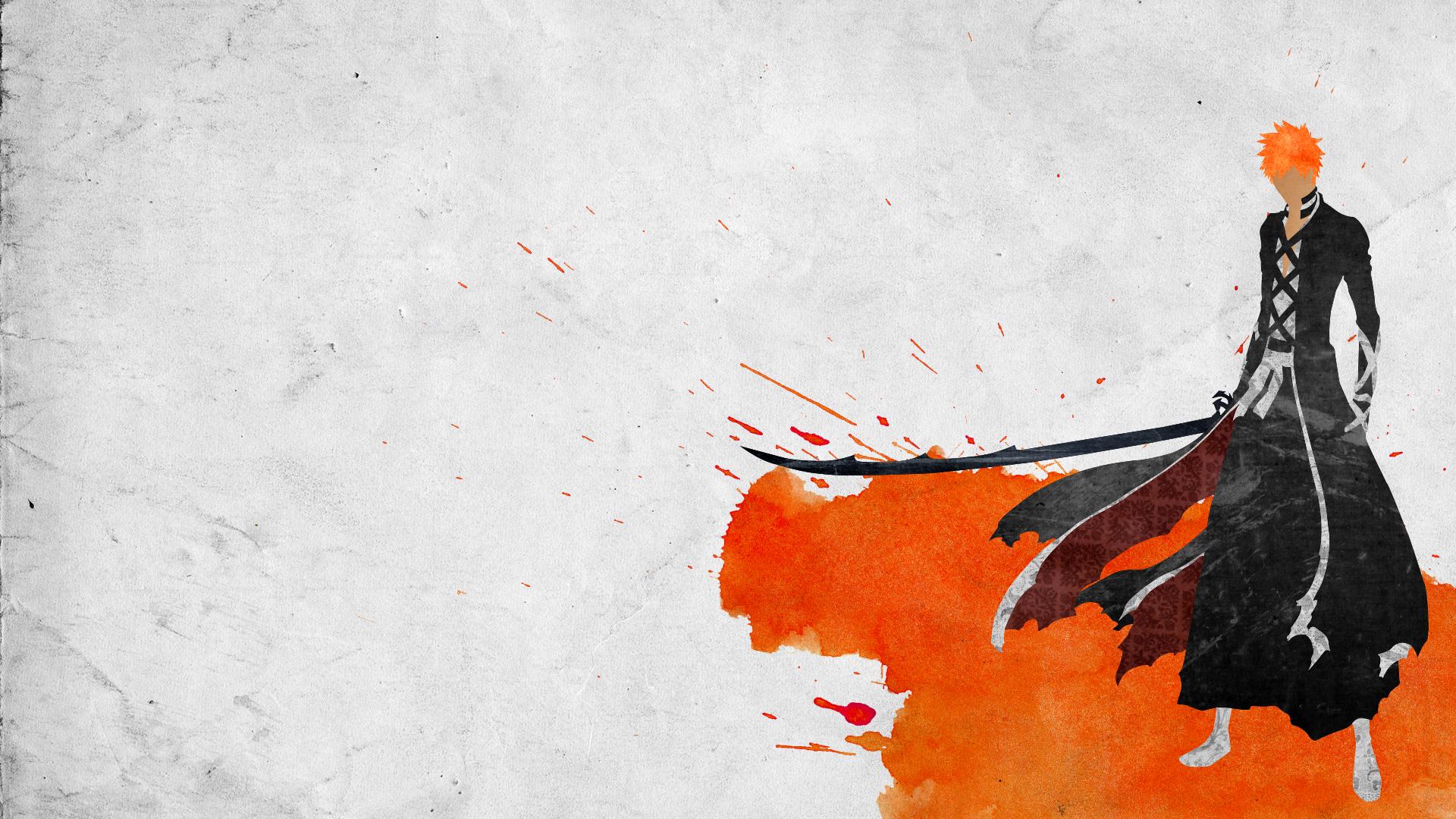 Ichigo - Bleach by doubleu42 on DeviantArt