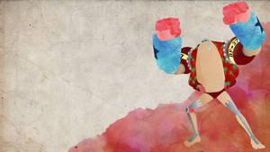 Franky - One Piece by doubleu42