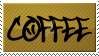 Coffee Stamp by La-Tachuela