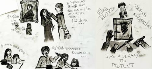 Prince-Snape Legacy