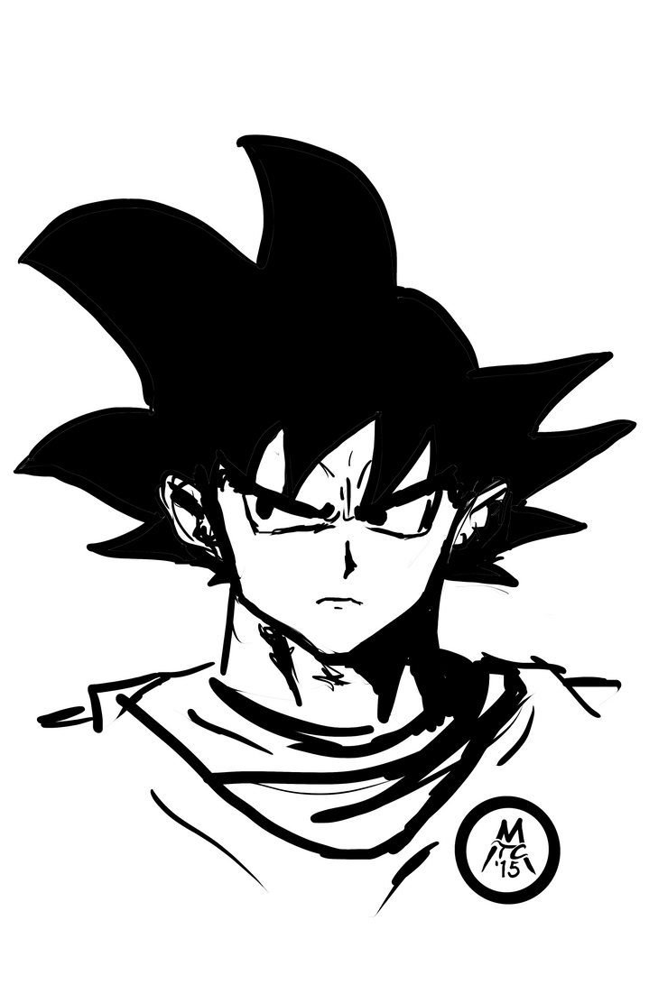 3 Minute Goku by PickledGenius