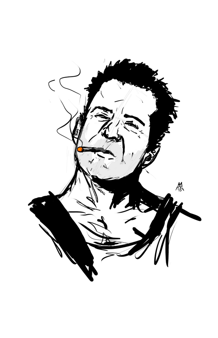 4 Minute John McClane by PickledGenius