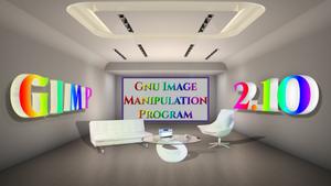 Gimp Splash Studio