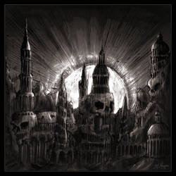 Skull City by bs-Magpie
