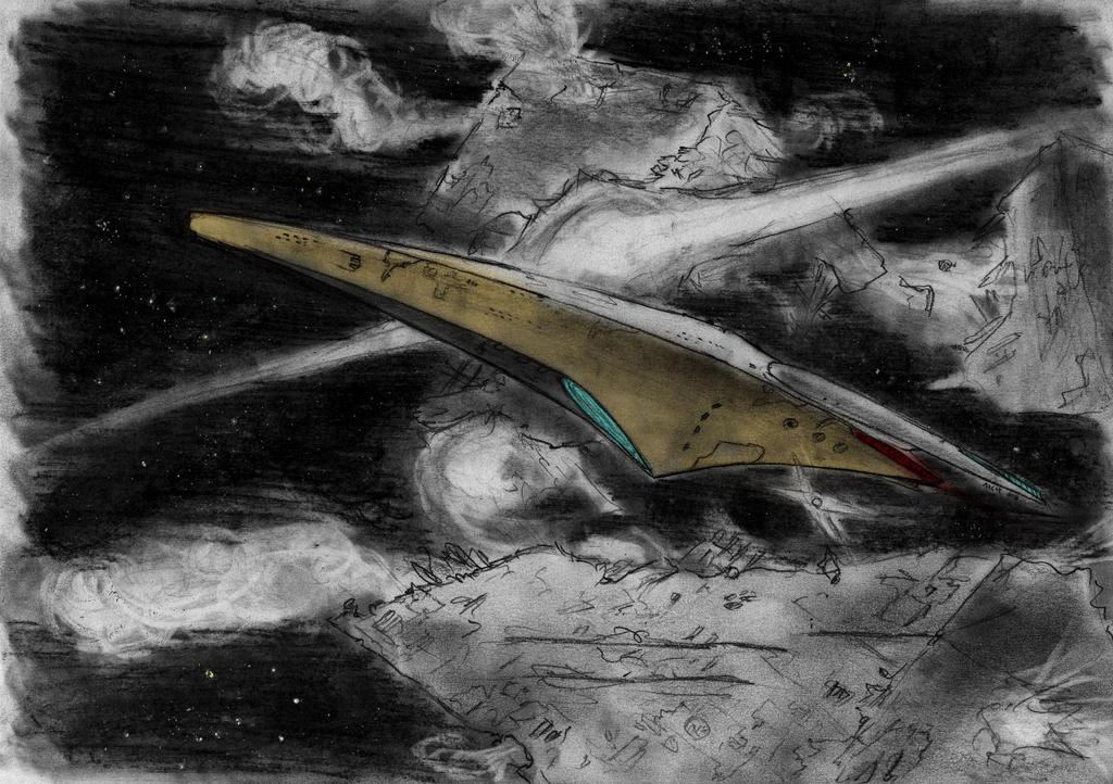 star trek by rawis007
