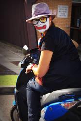 Biker Clown II