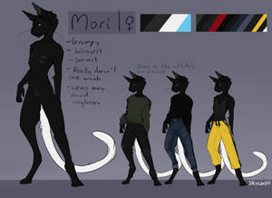 Mori | Sketch reference