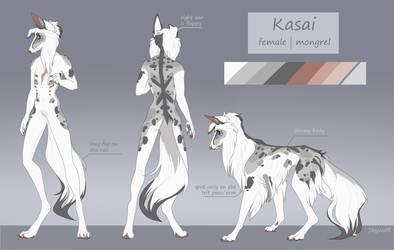 Kasai | Fursona | Reference