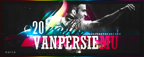 Van Persie - 44MP by marcoprincipiDEVIANT