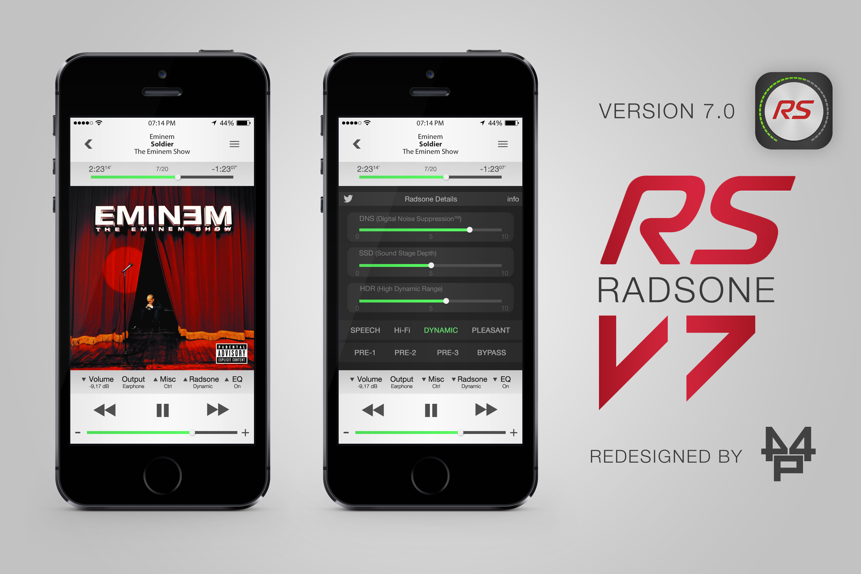 RADSONE IPHONE APP CONCEPT - 44MP (3000x2000 px) by ...