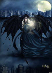 demon of night
