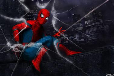 Spider-Man by Varagka