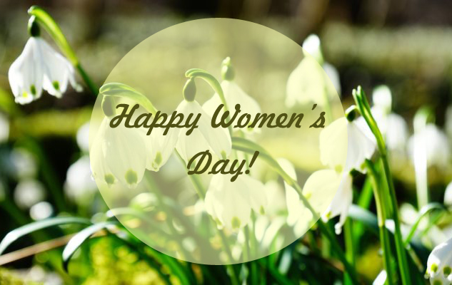 Happy Women's Day by Varagka