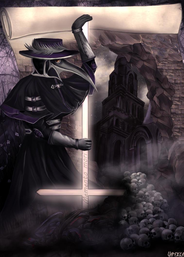 Plague Doctor by Varagka