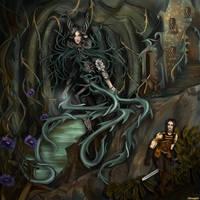 Swamp maiden