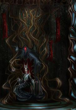 Tsaesci - Snake queen