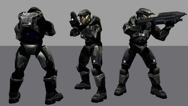 Halo CE MC Diffuse Test 2 by Robotlouisstevenson
