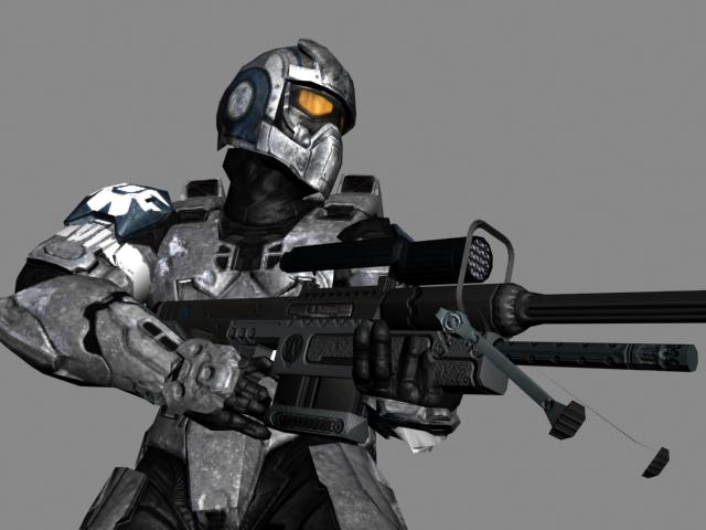 COG Armor by Robotlouisstevenson