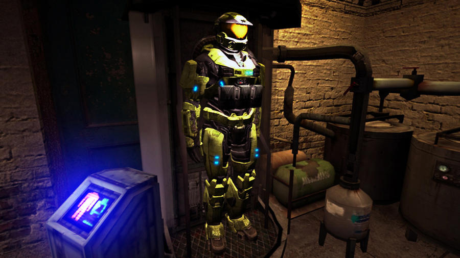 Gordon gets an upgrade by Robotlouisstevenson