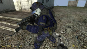 BBM Combine soldier 2
