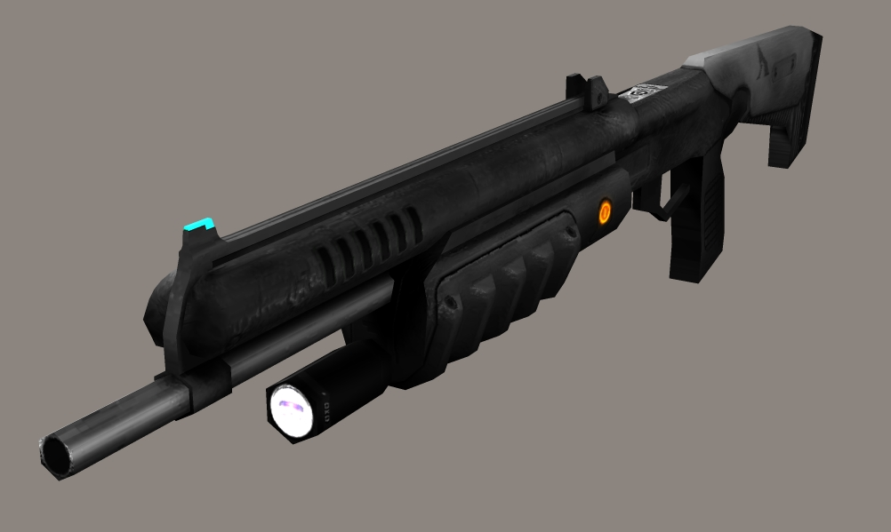 M90 Delta render A by Robotlouisstevenson