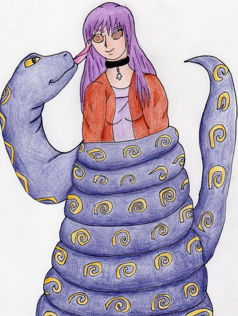Never Trust A Snake by kakashisgirlfighter