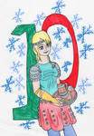Christmas  Countdown: Astrid