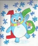 Christmas Countdown 2020: 505 by kakashisgirlfighter