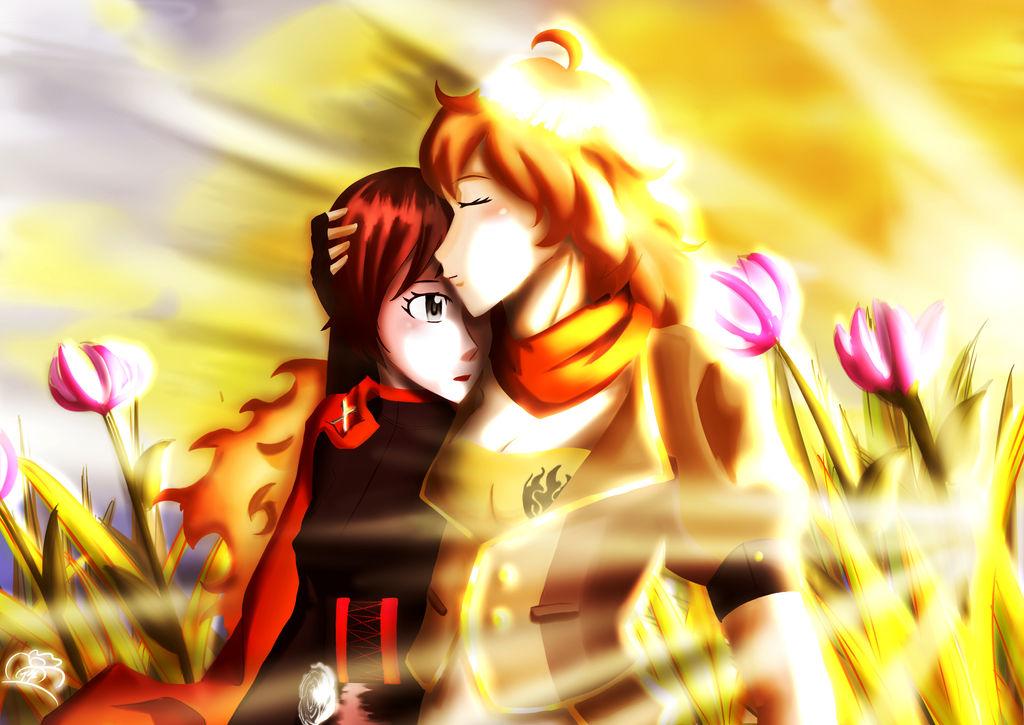 Sister Love by ARSONicARTZ