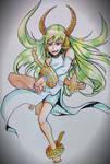 Sketch- Demonica