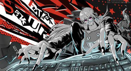 Persona 5- Futaba Sakura