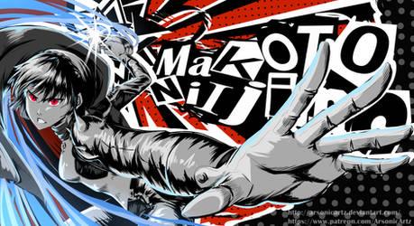 Persona 5- Makoto Niijima