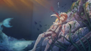 CG Commission- Bleeding Undersea
