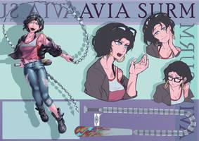 Commission: Avia Surm