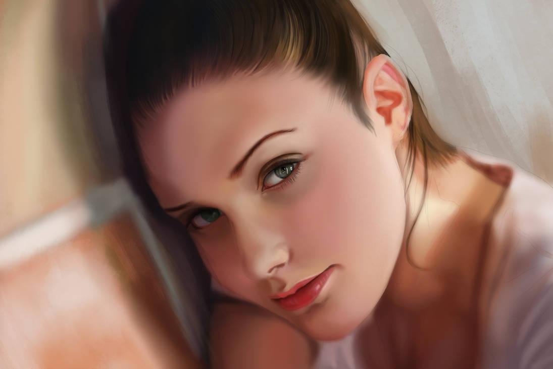 Portrait by ARSONicARTZ