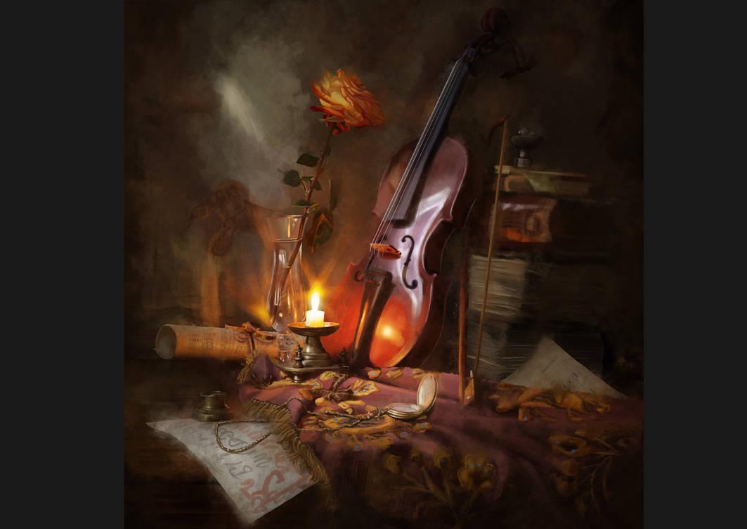 A7 violin 6 by ARSONicARTZ