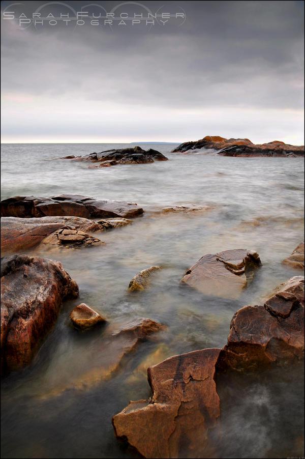 Slow Erosion by Sarah--Lynne