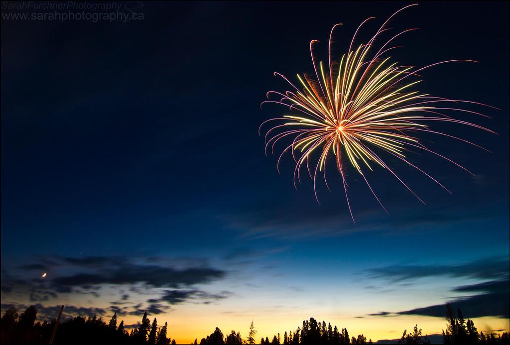 Happy Birthday Canada by Sarah--Lynne