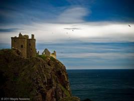 Dunnottar Castle by schelly