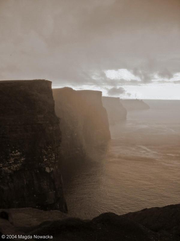 the cliffs of mist by schelly